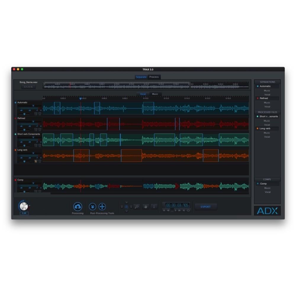 音频分离软件
