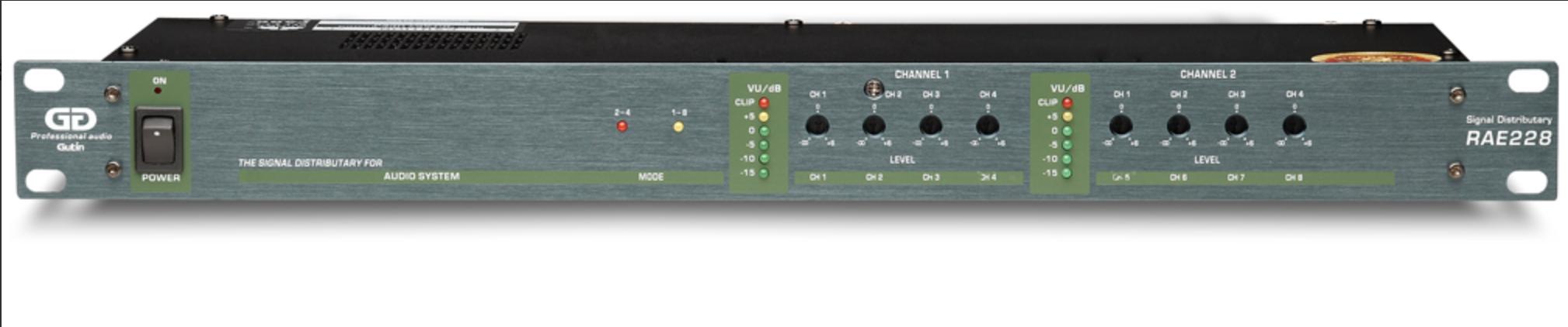 音频信号分配放大器