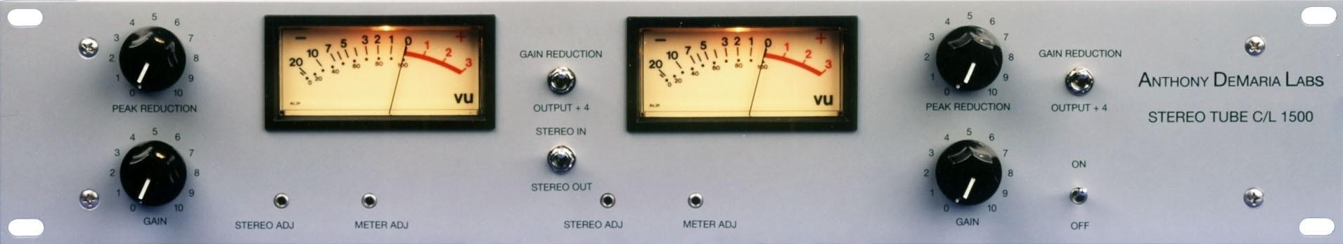 电子管压缩器