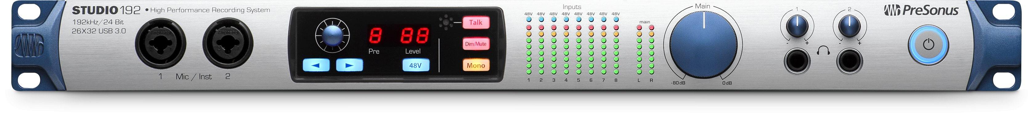 USB 3.0音频接口