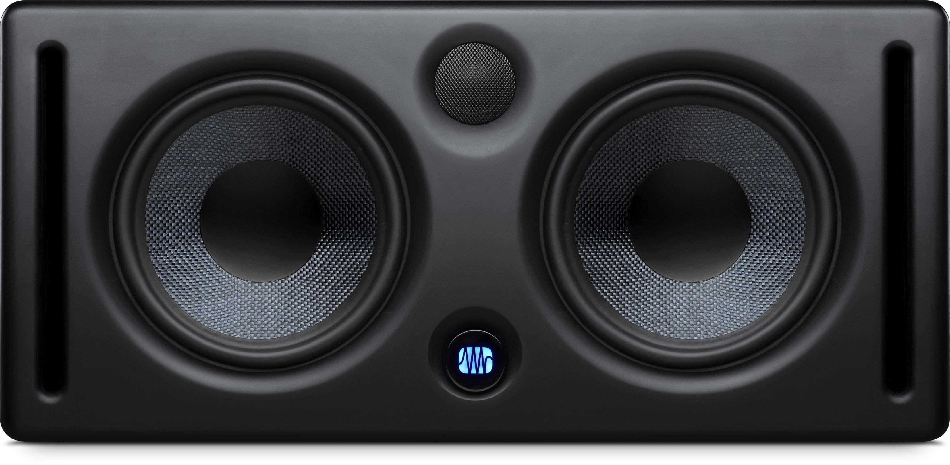 MTM两分频高解析度有源监听音箱,1只