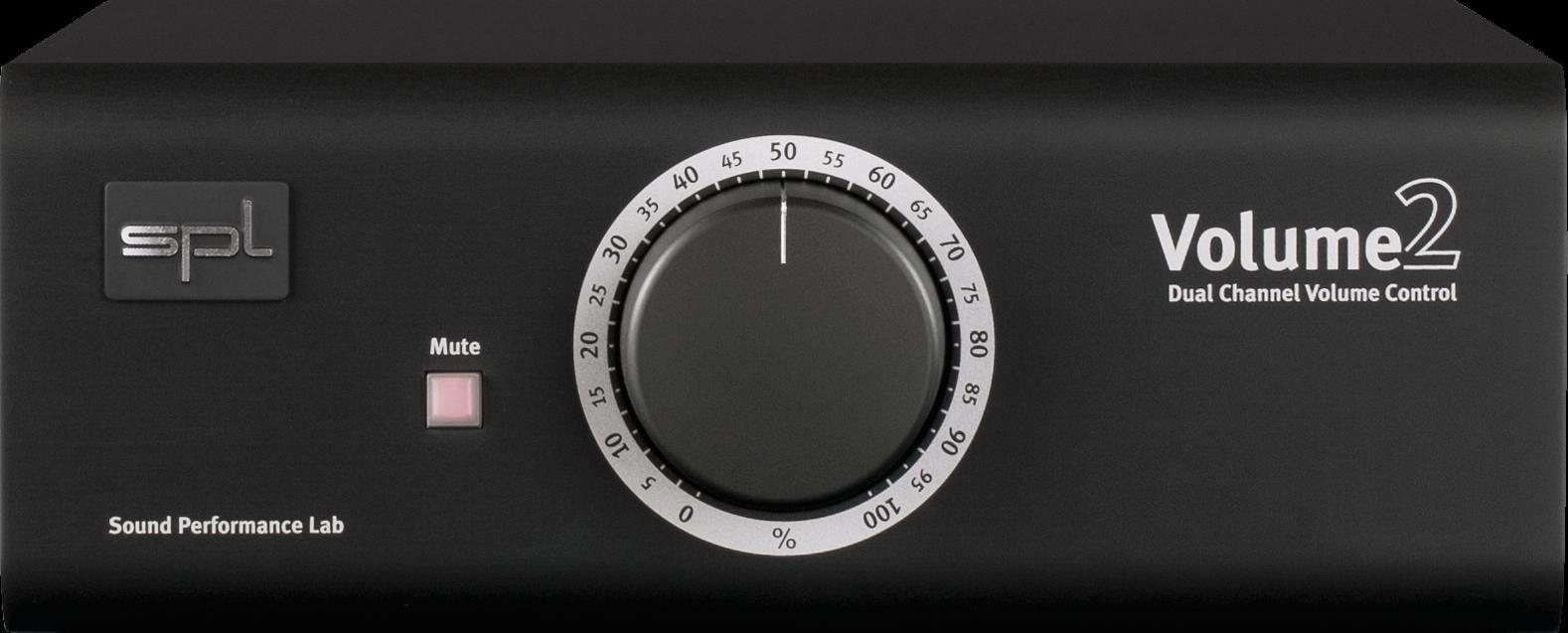 2路音量控制器