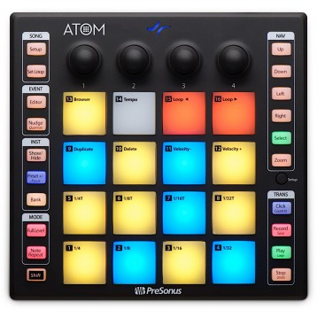 USB/MIDI 控制器