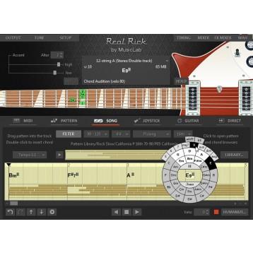 吉他乐器插件