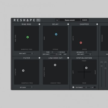 音频效果插件