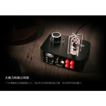 24bit/DSD电子管USB解码耳放一体机