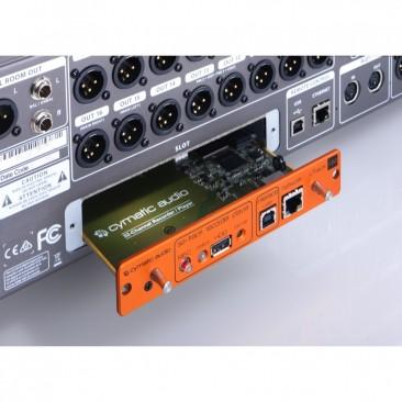 用于Midas,百灵达32系列产品调音台的多轨音频播放机,录音机扩展卡