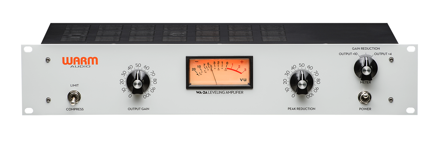 《Music Players》评测Warm Audio WA-2A光电子管压缩器
