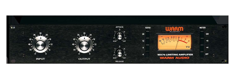Warm Audio 公司 的 WA76 压缩器评测