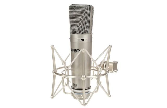 评测:Warm Audio WA-87电容话筒