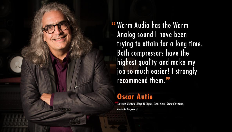 世界各地的 Warm Audio 用户评论