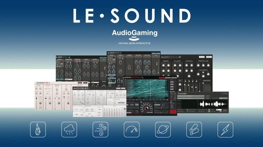 Le Sound 影视声音设计软件限时促销