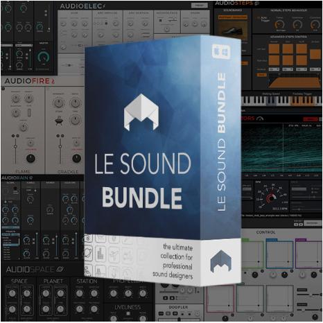 Le Sound双十二 限时30%优惠