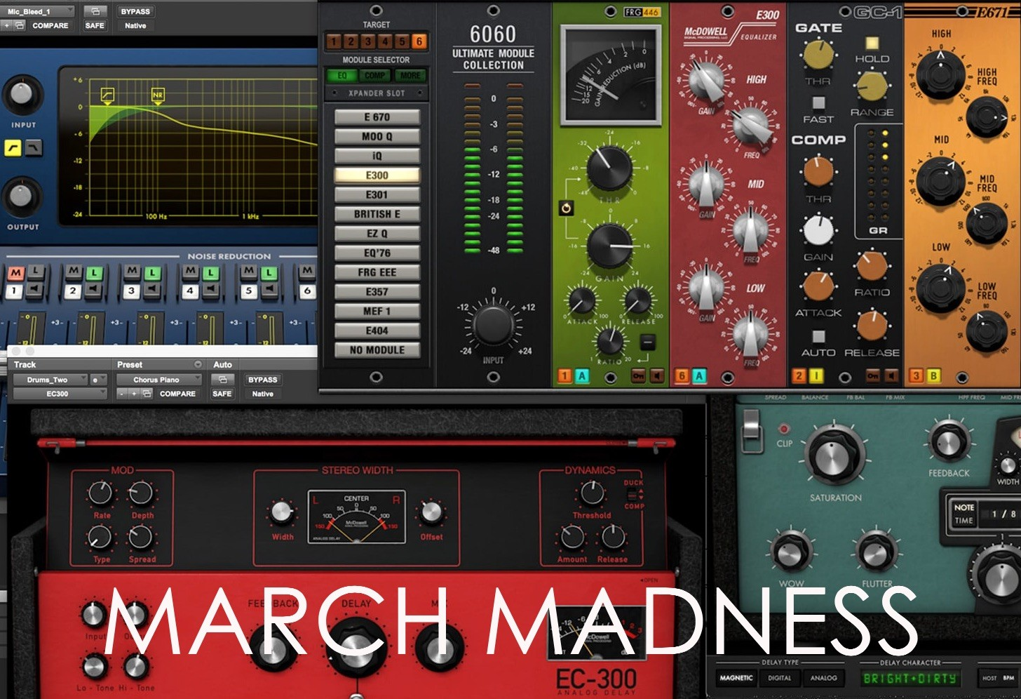 McDSP March Madness Sale 活动