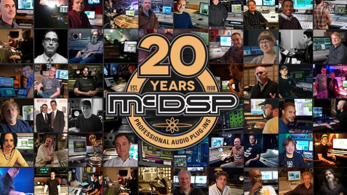 McDSP 成立20周年
