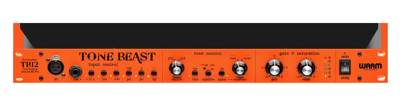"""Warm Audio TB12 """"音色野兽""""话放评测"""