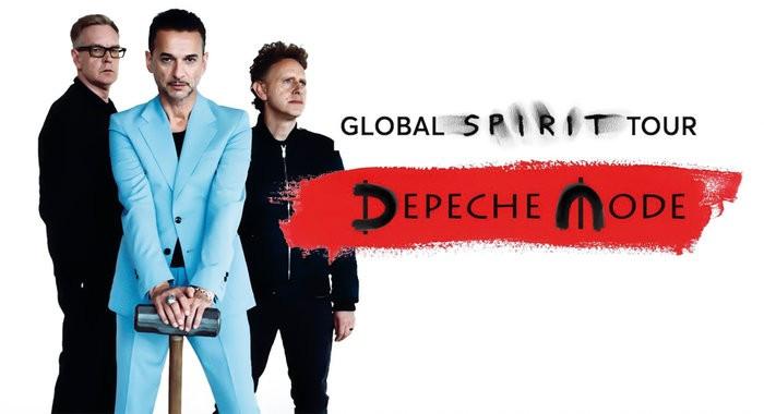 DEPECHE MODE 演唱会使用的模拟音频处理器-独家