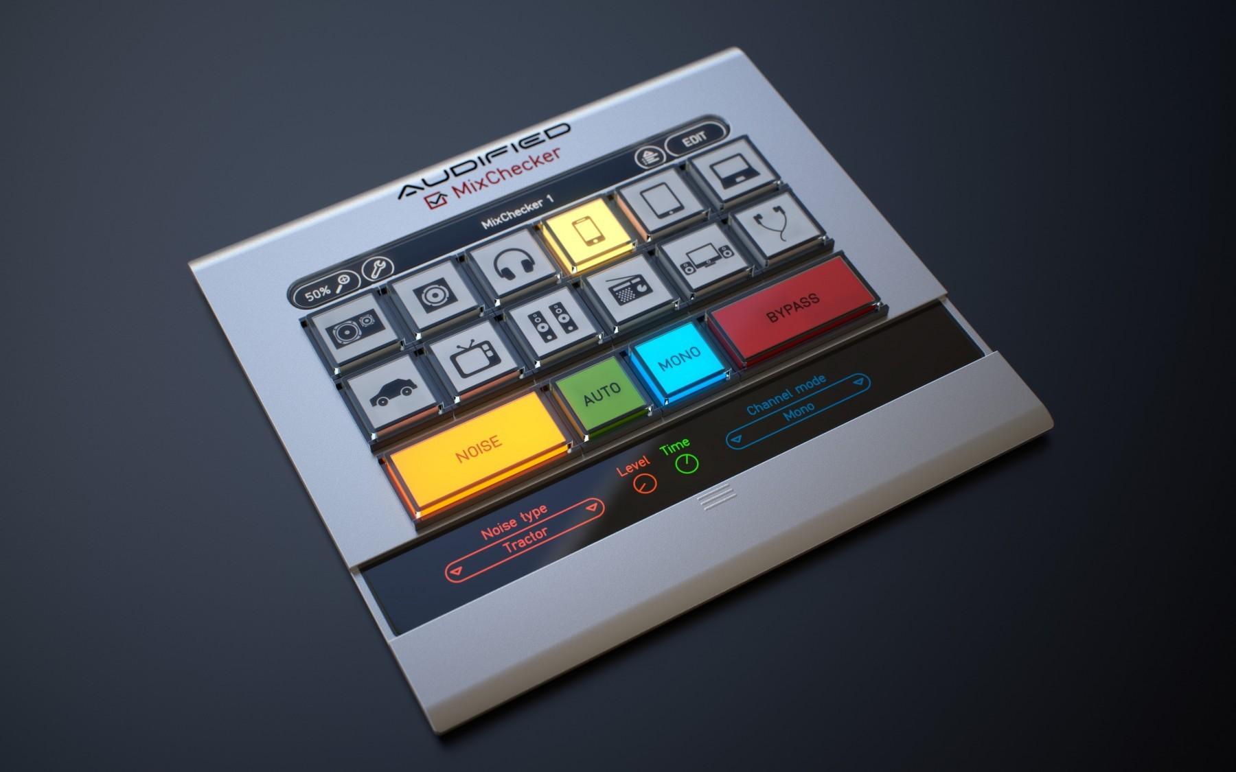 Gearslutz评测:Audified MixChecker Pro