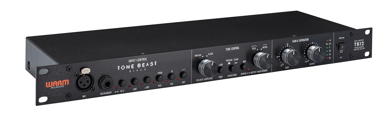 黑色怪兽Warm Audio TB12 Black话放介绍及测试