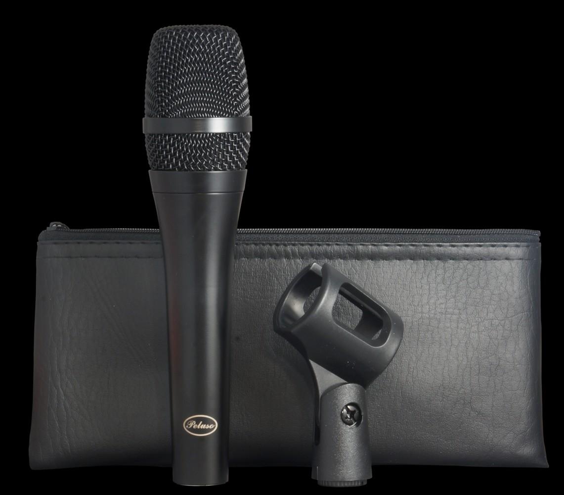 新品发布:Peluso PS-1手持话筒