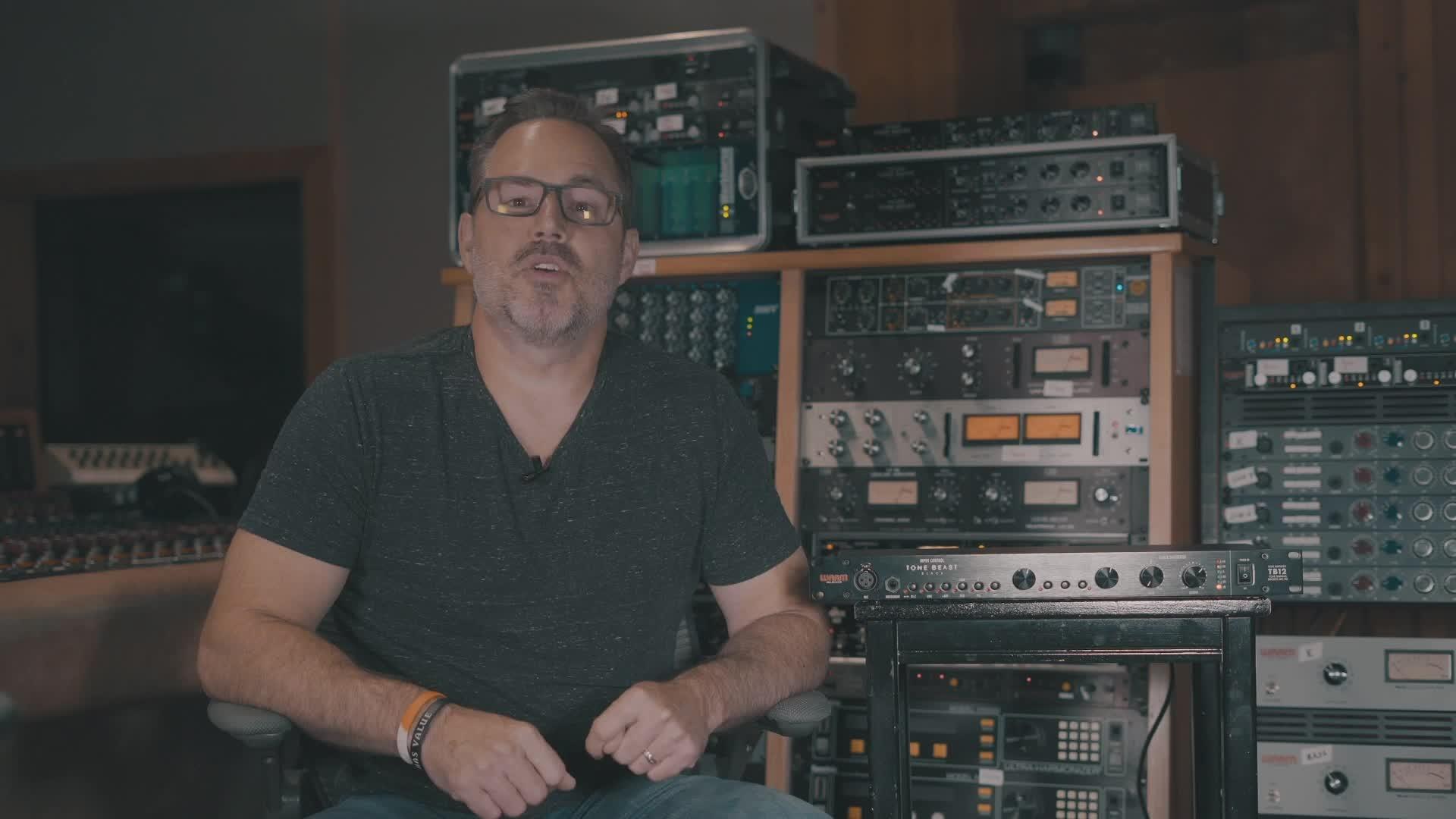 制作人 Joe Carrell 教你充分释放TB12音色野兽