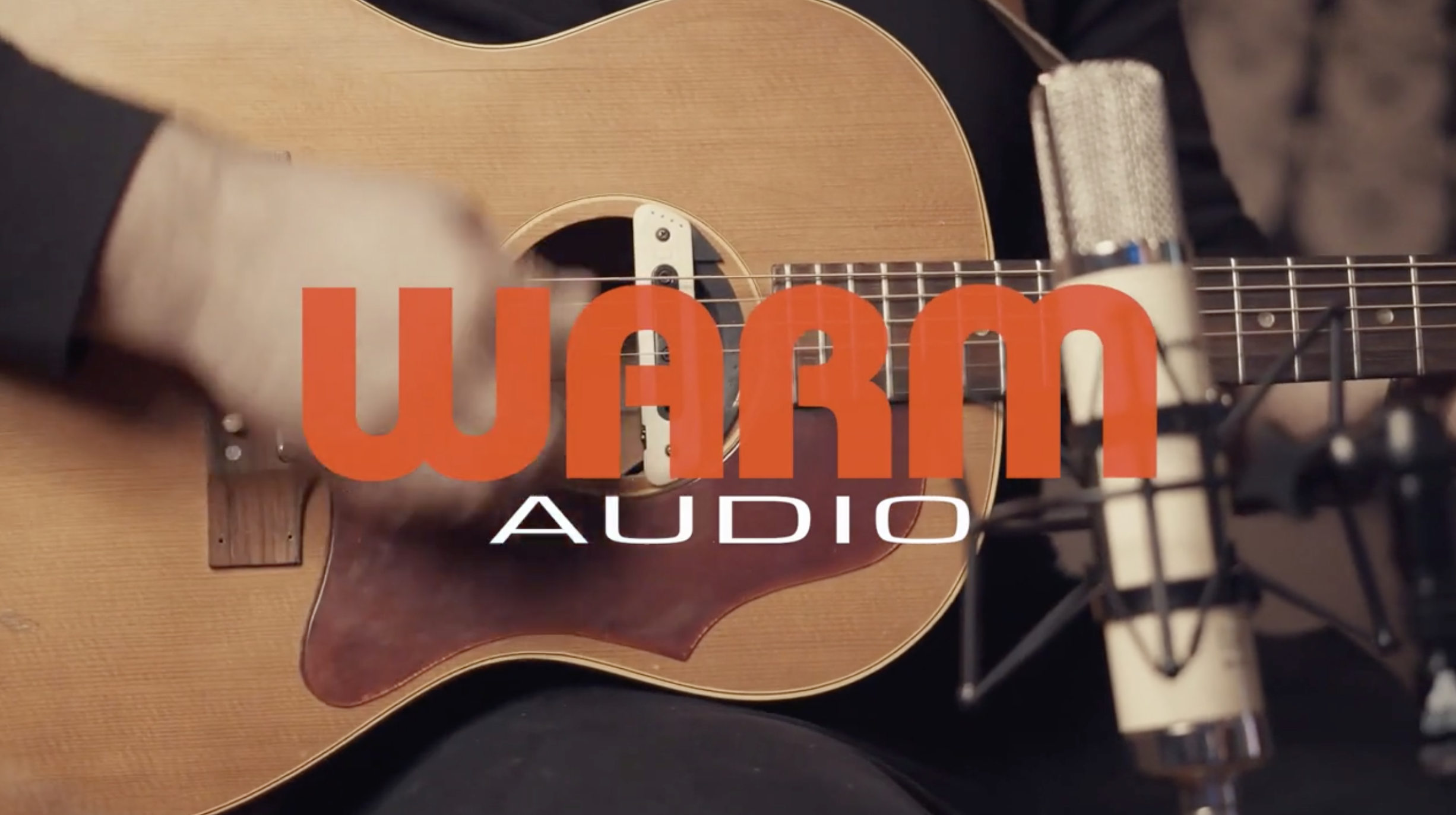 Troy Ramey《Problem》Warm Audio WA251 电子管话筒