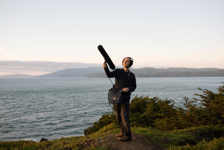 Flux 专题: Andrew Roth 和他的沉浸式声音设计