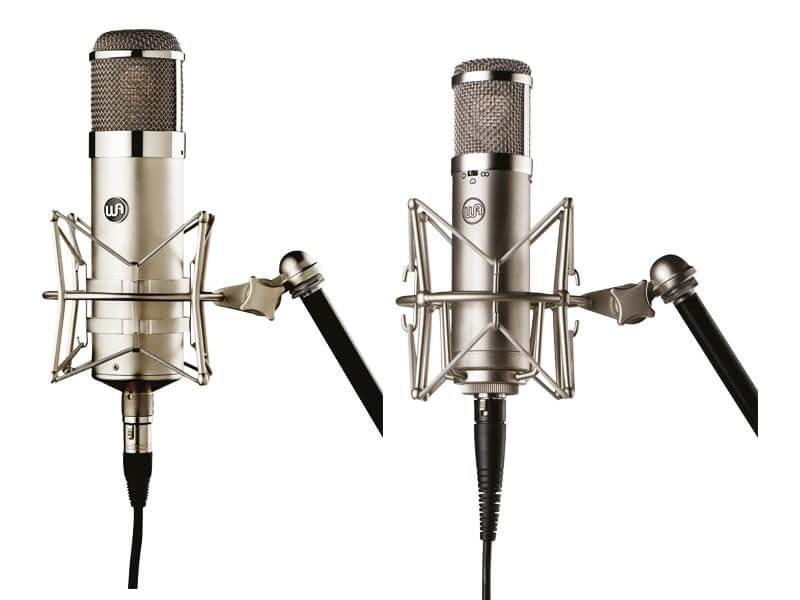评测:Warm Audio WA-47及WA-47jr 话筒