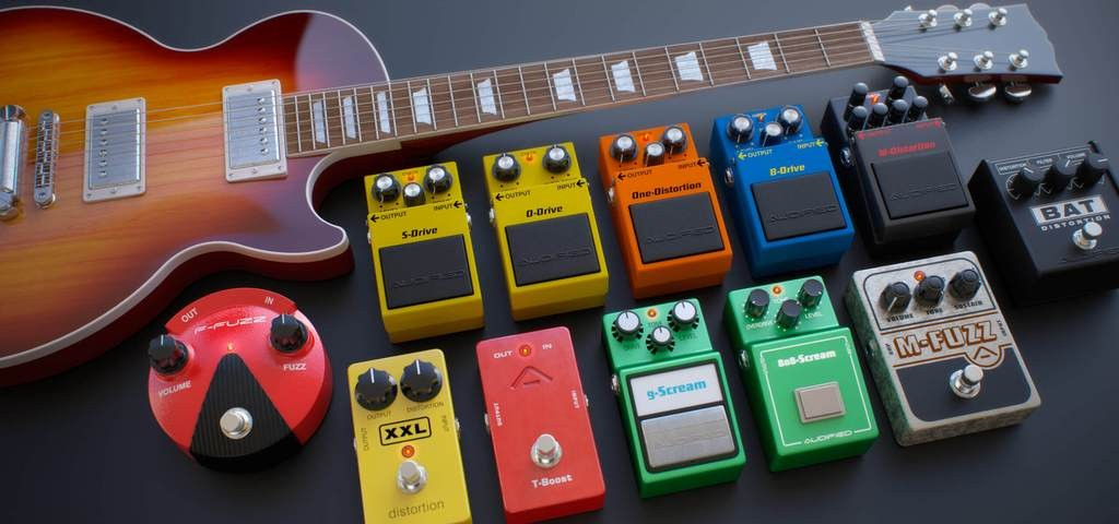 Audified MultiDrive Pedal Pro 官方介绍