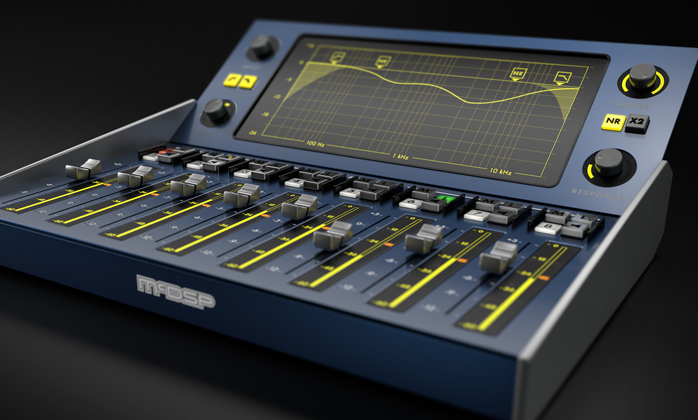 McDSP NR800降噪工具:官方宣传片