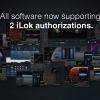 Flux:所有软件现在支持2个iLok授权