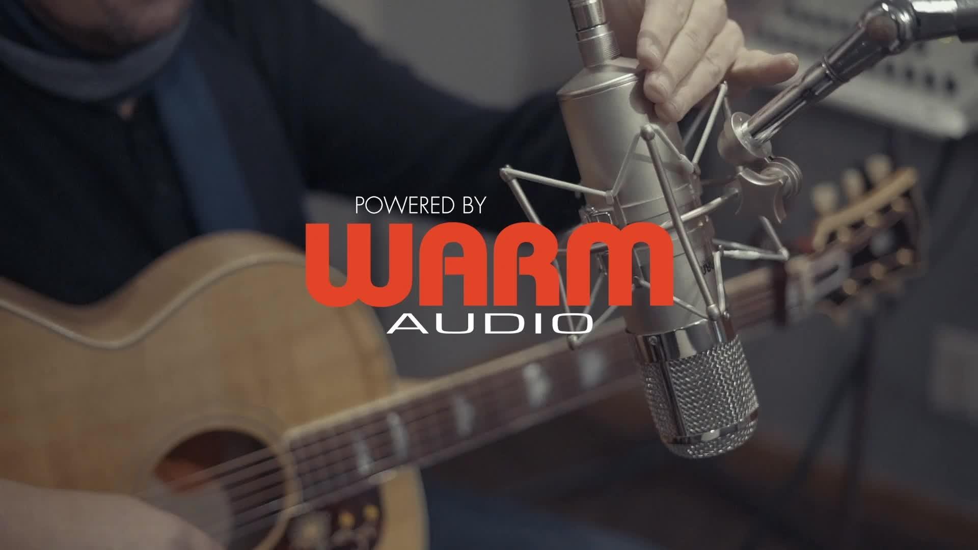 对比Warm Audio话筒在通鼓录音上的表现 ITM30