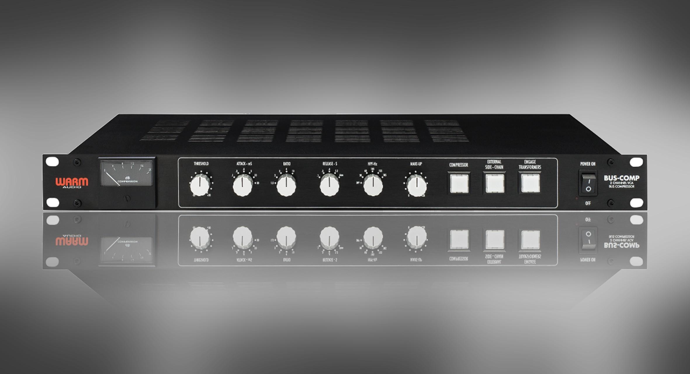 Warm Audio官方演示:新产品BUS-COMP介绍及操作