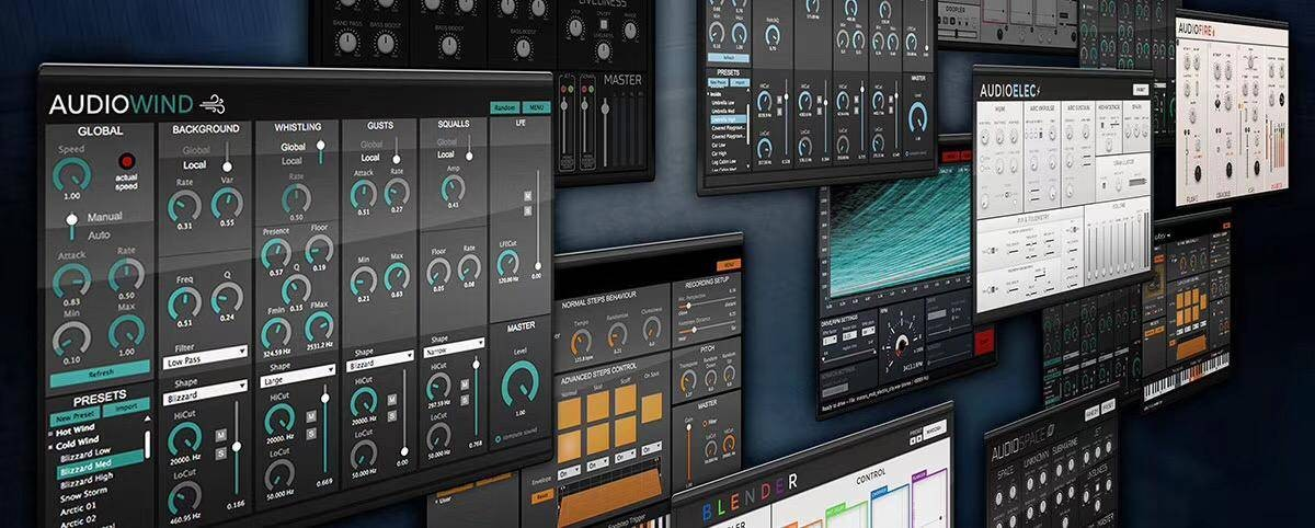 Le Sound的声音设计工具