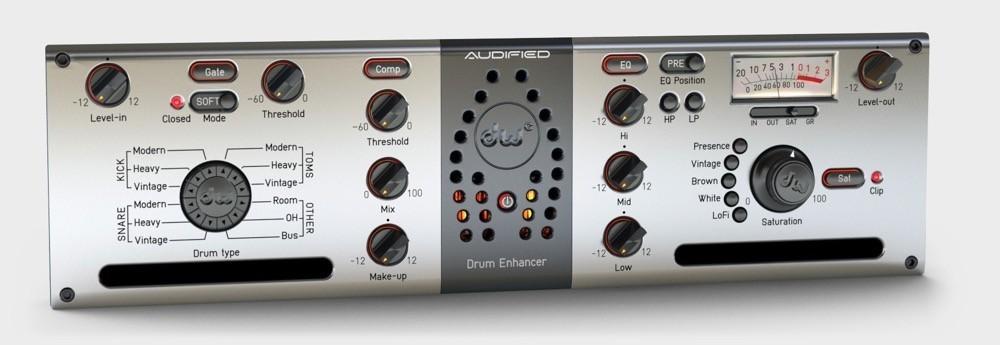 限时优惠:Audified  DW Drum Enhancer  60% OFF!