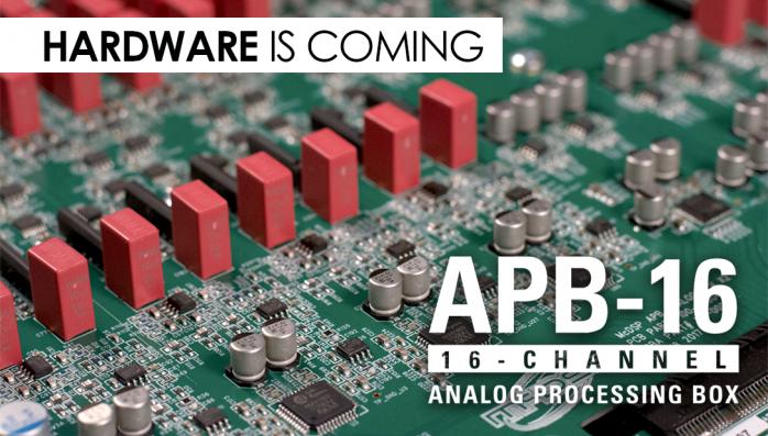 McDSP发布APB-16 数控模拟处理器