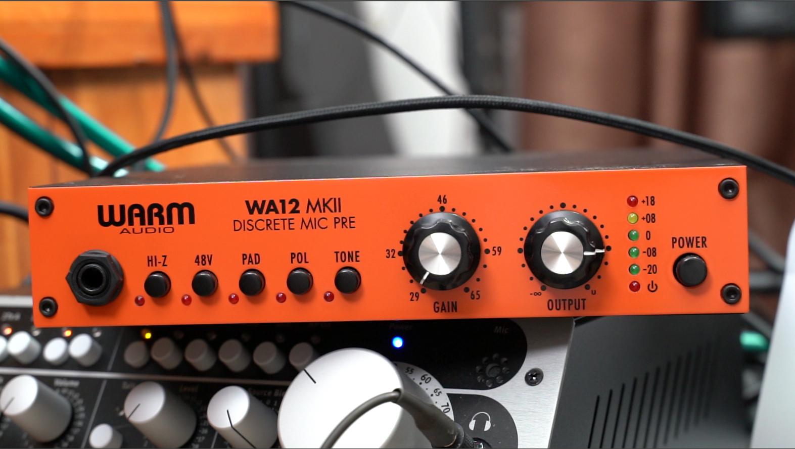 物美价廉效果好 WA12mk2话放使用测试