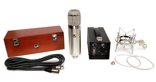 Audiomedia评测 Warm Audio WA-47话筒