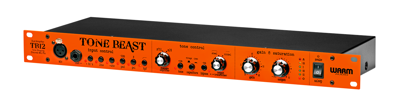 Warm Audio TB12前置放大器,价格实惠