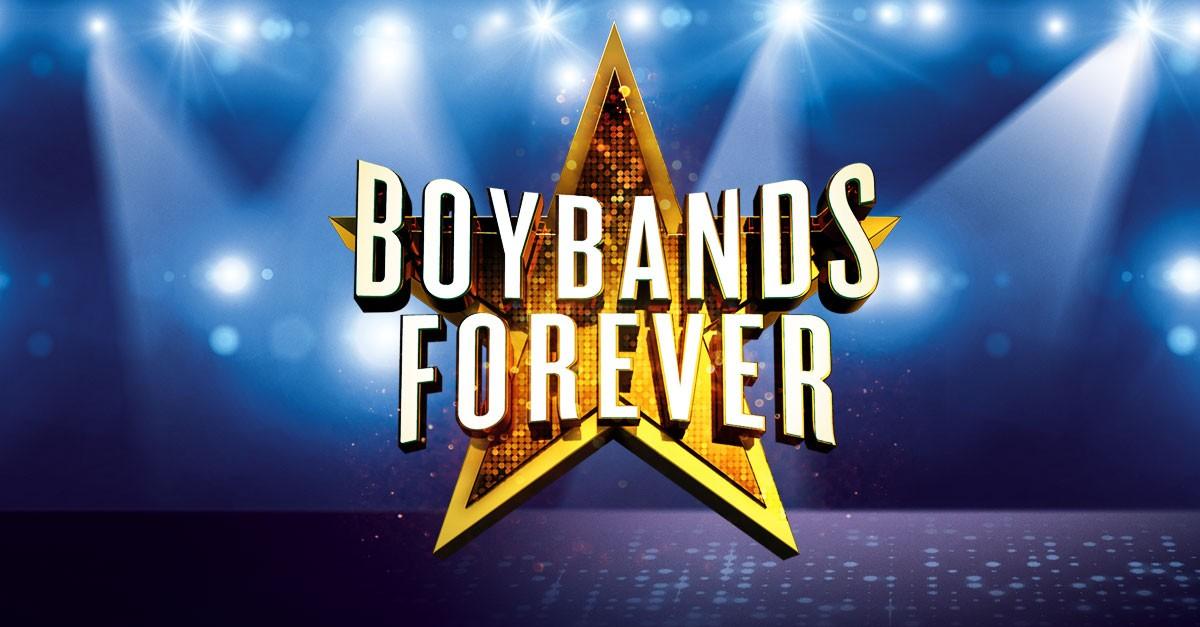 Boybands Forever巡演使用uTrack 24播放器